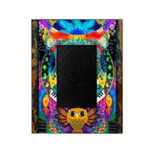 Trippy Tree Owl Picture Frame