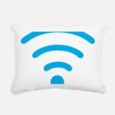 I Love the Internet Rectangular Canvas Pillow