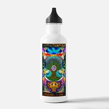 Trippy Tree Owl Water Bottle