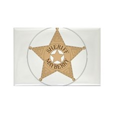 Sheriff Mayberry Magnets