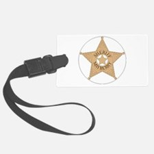 Sheriff Mayberry Luggage Tag