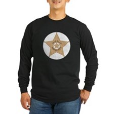 Sheriff Mayberry Long Sleeve T-Shirt