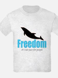 Dolphin Freedom T-Shirt