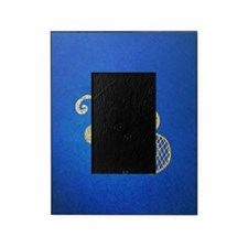 Bombay Blue Picture Frame