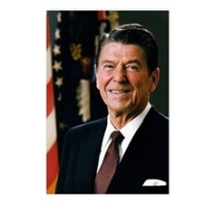reagan30 Postcards (Package of 8)