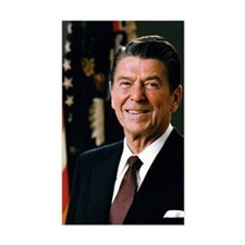 reagan30 Decal
