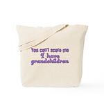Grandchildren Tote Bag