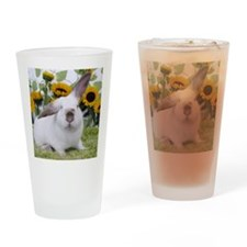 Presto with Sunflowers-1-Full Drinking Glass