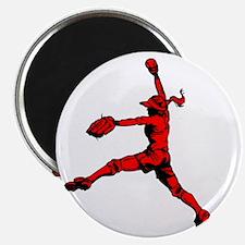 red2 Corner Magnet