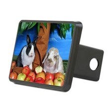 Mac and Dinah Apple pickin Hitch Cover