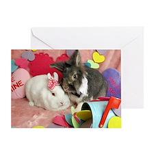 Skyler and Olivia-Valentines-Full Greeting Card