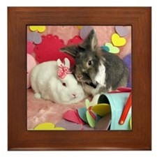 Skyler and Olivia-Valentines-Full Framed Tile