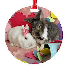 Skyler and Olivia-Valentines-Full Ornament