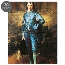 Thomas Gainsborough Blue Boy Puzzle