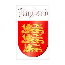 England COA  w Bumper Stickers