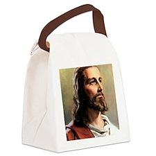 Jesus Canvas Lunch Bag