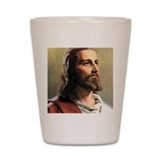 Jesus Shot Glass