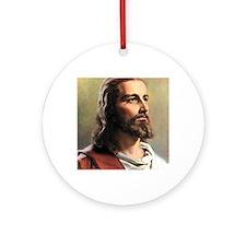 Jesus Round Ornament