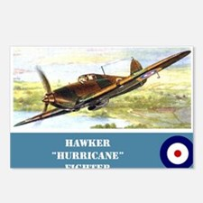 Hawker Hurricane Postcards (Package of 8)