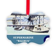 Supermarine Walrus Ornament