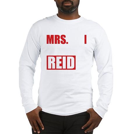 CMmrsReid1B Long Sleeve T-Shirt