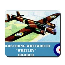 Armstrong Whitworth Whitley Mousepad