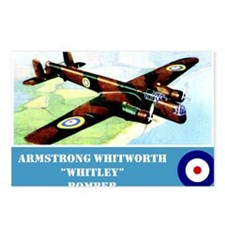 Armstrong Whitworth Whitl Postcards (Package of 8)