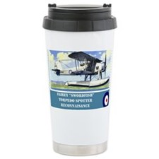 Fairey Swordfish Travel Coffee Mug