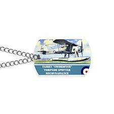 Fairey Swordfish Dog Tags