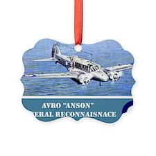 AVRO Anson Ornament