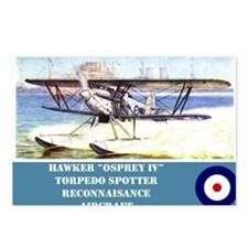 Hawker Osprey IV Postcards (Package of 8)