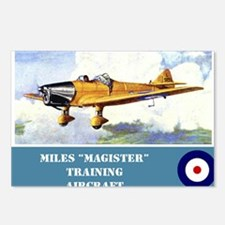 Miles Magister Postcards (Package of 8)