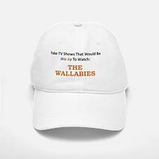 Fake TV Shows Series: THE WALLABIES Baseball Baseball Cap