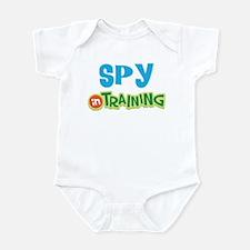 Spy in Training Infant Bodysuit