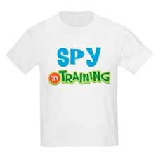 Spy in Training T-Shirt