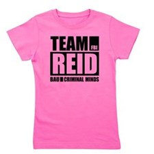 CMTeamReid1G Girl's Tee