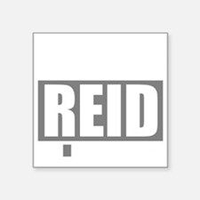 "CMTeamReid1C Square Sticker 3"" x 3"""