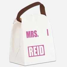 CMmrsReid1C Canvas Lunch Bag