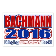 Bachmann President 2016 C Postcards (Package of 8)