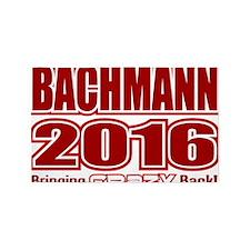 Bachmann President 2016 Crazy Back 3'x5' Area Rug