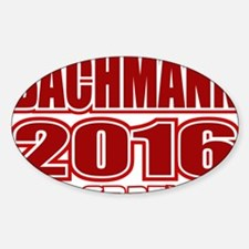 Bachmann President 2016 Crazy Back Decal