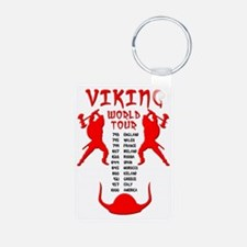 Viking World Tour Funny No Keychains