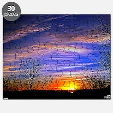 sunrise clouds Puzzle
