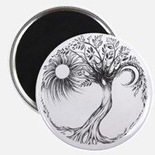 Tree of Life Design Magnet