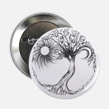 "Tree of Life Design 2.25"" Button"