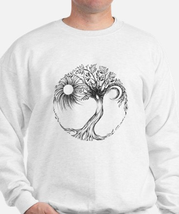 Tree of Life Design Jumper