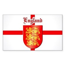 England - Coat of Arms Decal
