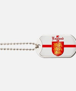 England - Coat of Arms Dog Tags