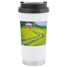 PInk Paradise - Tropica Travel Mug