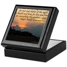Emerson10 Keepsake Box